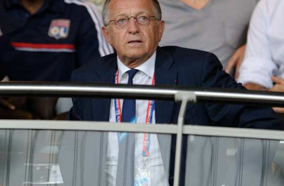 Jean-Michel Aulas, co-leader de L1