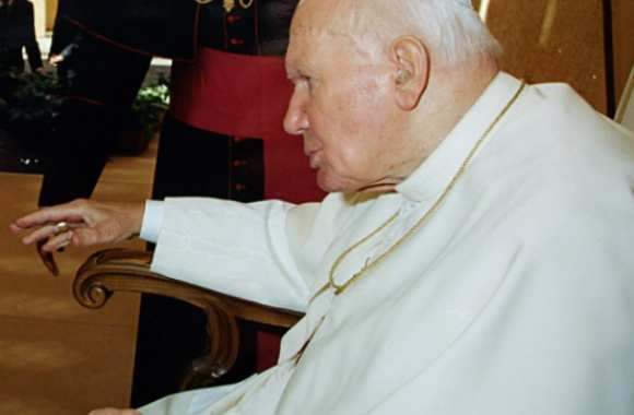 Jean-Paul II, plus qu'un pape