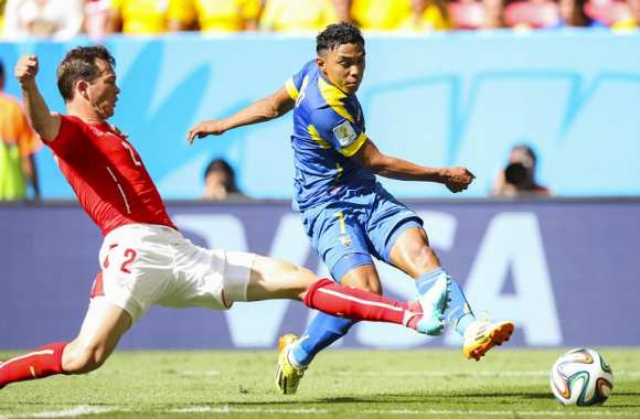 Jefferson Montero (Equateur)