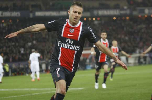 Jeremy Menez (Paris Saint-Germain)