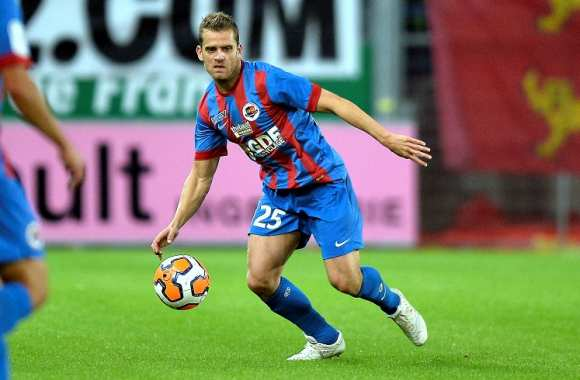 Jerôme Rothen (Caen)