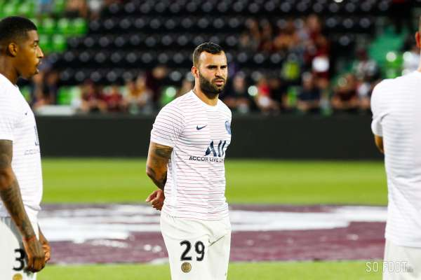 Jesé regrette de ne pas avoir eu sa chance au Paris Saint-Germain