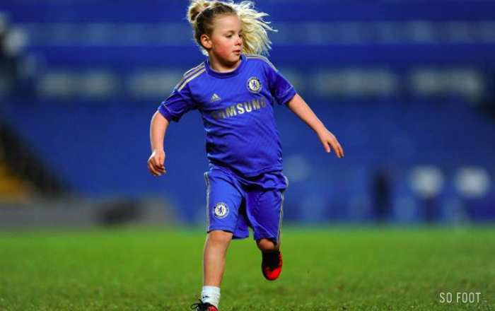 John terry so - Fille joue au foot ...