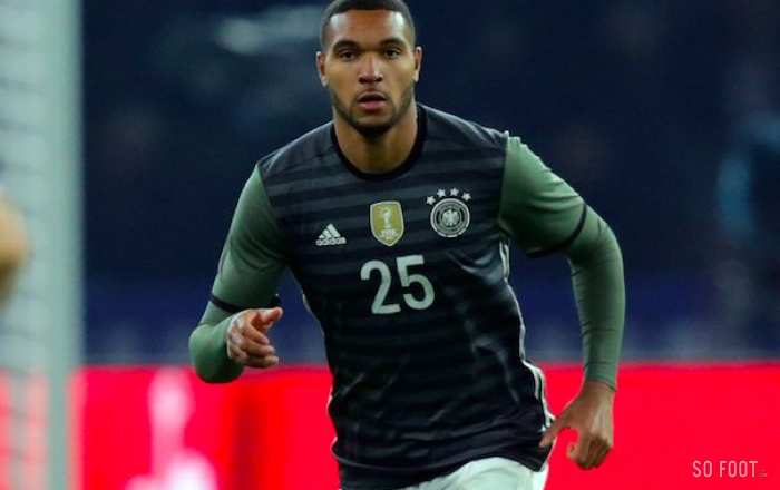 Jonathan Tah remplace Rüdiger
