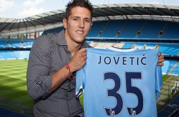 Jovetic à City, Marquinhos enfin à Paris