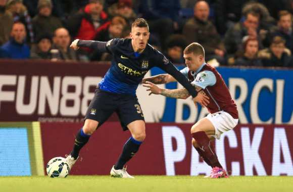 Jovetic à l'Inter Milan