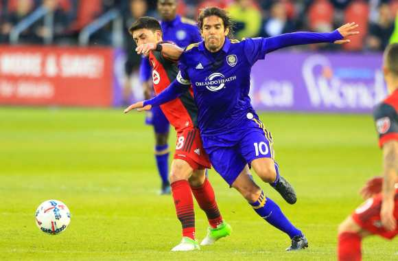 Kaka, capitaine d'Orlando City.