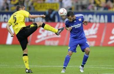 Kehl rejoue au football