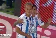 Keisuke Honda déjà buteur avec Pachuca