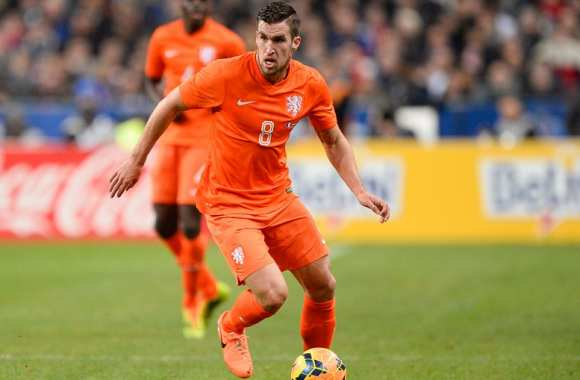 Kevin Strootman (Pays-Bas)