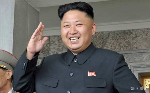 Kim Jong-un supporter de l'Inter ?