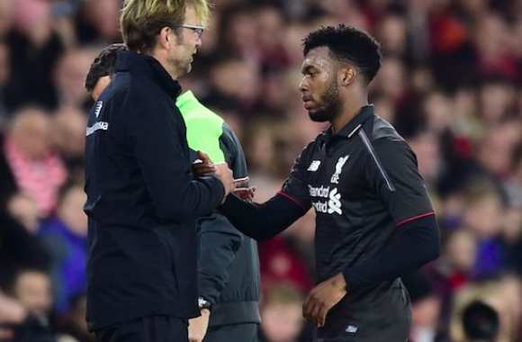 Klopp attend Sturridge