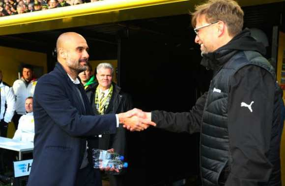 Klopp encense Guardiola