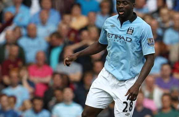 Kolo Touré (Manchester City)