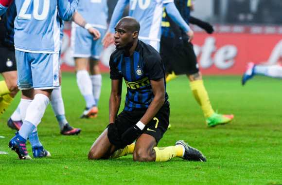 Kondogbia inscrit un superbe but... contre son camp