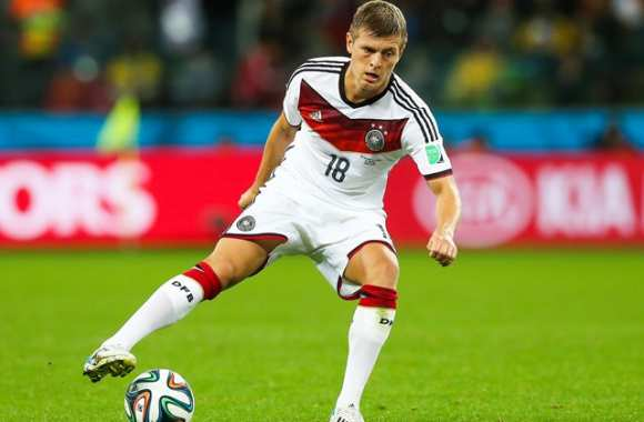 Kroos s'annonce Real Madrid