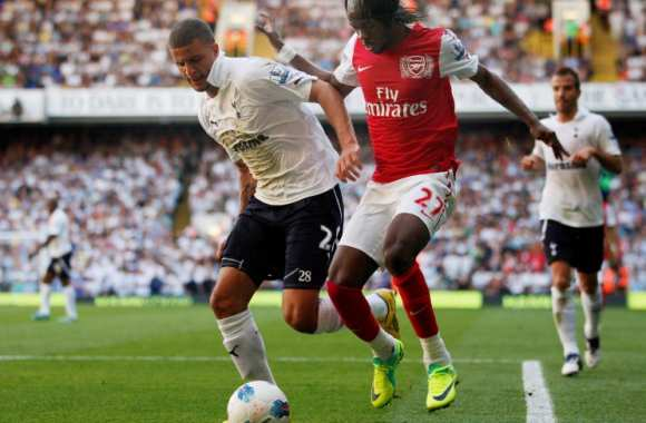 Kyle Walker (Tottenham) - Gervinho (Arsenal)