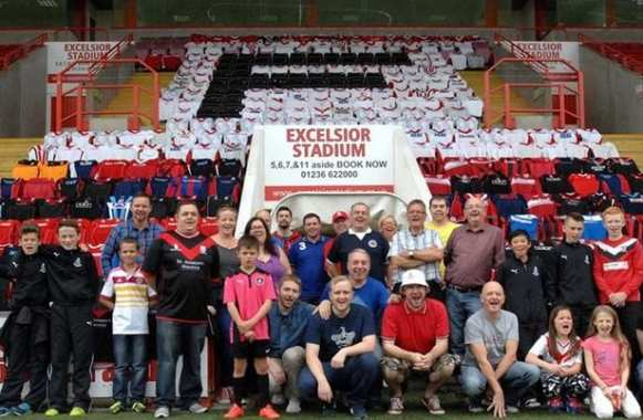 L'Airdrieonians Supporters' Trust.