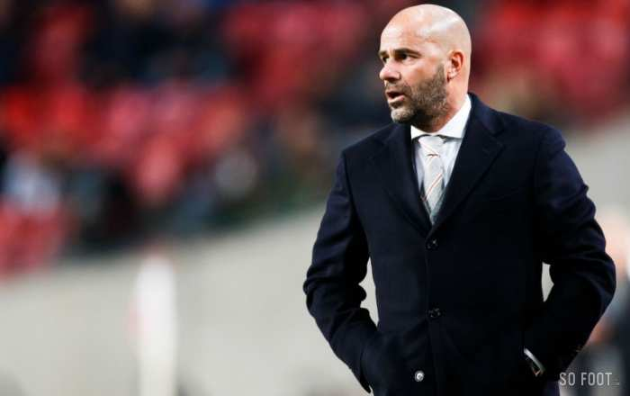 L'Ajax tombe contre une D2