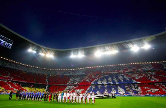 L'Allianz Arena va passer à 75 000 places