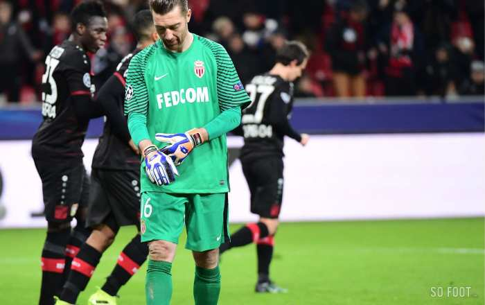 L'AS Monaco perd son invincibilité