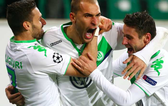 L'Atlético et Wolfsburg assurent, United patine