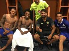 L'énigmatique photo de Diego Costa