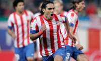 Radamel Falcao, cinq buts ce week-end. Normal.