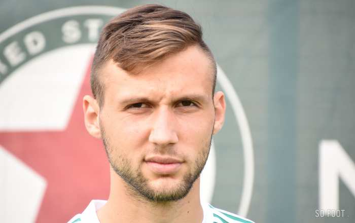L'interview hilarante de la nouvelle recrue du Red Star