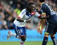L'OL r�cup�re son totem