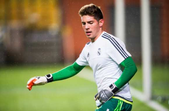 La boulette de Luca Zidane en Youth League