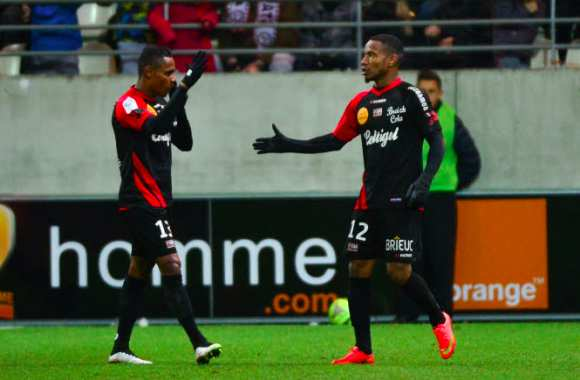 La connection réunionnaise de Guingamp