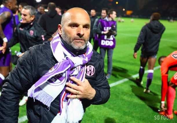 La fiche du Toulouse Football Club