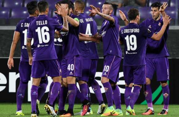 La Fiorentina fait le spectacle, l'Inter continue de couler