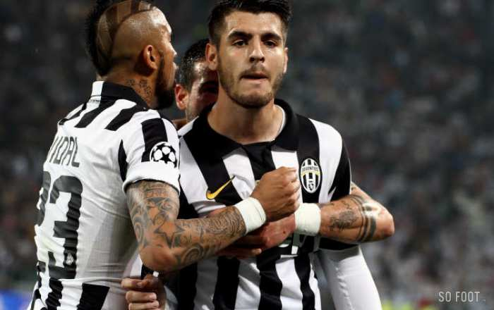 La Juventus croque le Real Madrid