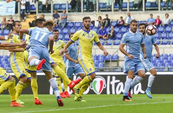 La Lazio s'impose facilement, 3-0.