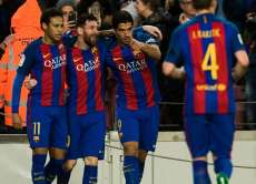La MSN bloque Villarreal  et wizz le Real