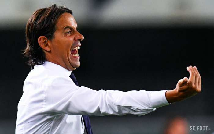 La poisse poursuit Simone Inzaghi