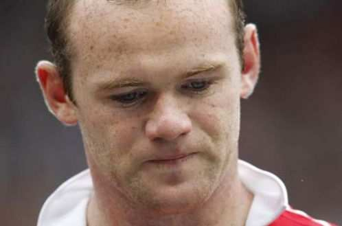 La prolongation de Wayne Rooney coince