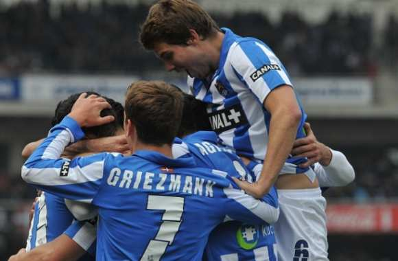 La Real Sociedad arrache sa qualification pour la Ligue des champions