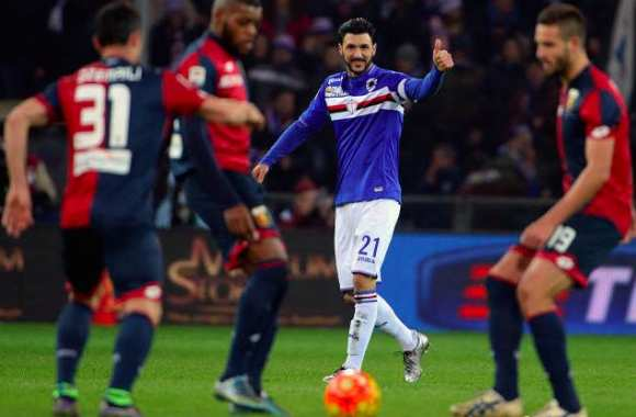 La Sampdoria remporte un immense derby