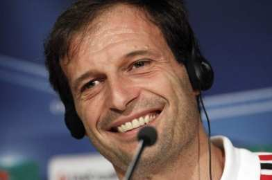 La satisfaction d'Allegri