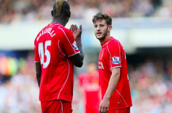Lallana vise le top four