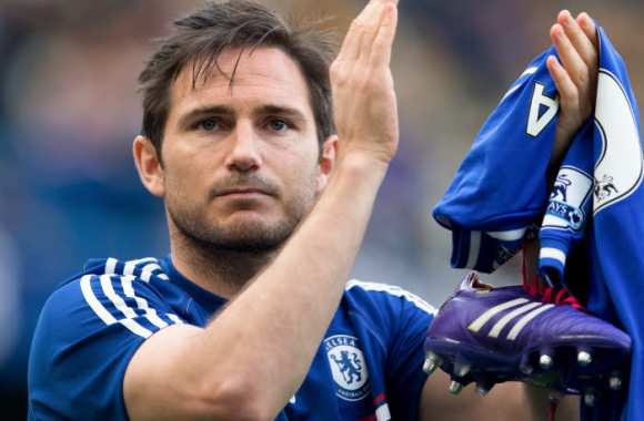 Lampard a un léger coup de blues.