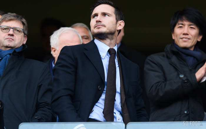 Lampard entraîneur d'Oxford United ?