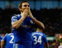 Frank Lampard vous embrasse