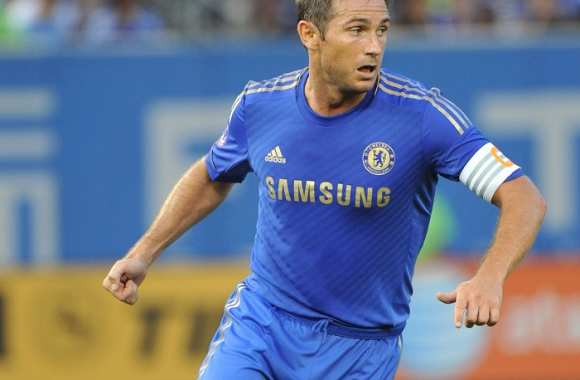Lampard n'exclut pas la MLS