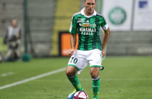 Laurent Batlles (Saint Etienne)