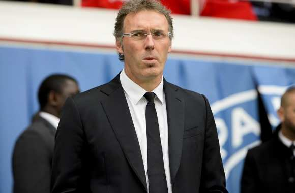 Laurent Blanc, coach du PSG