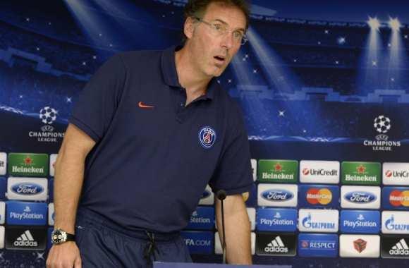 Laurent Blanc, coach Paris Saint Germain